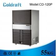 Máy làm đá viên Coldraft  CD-120P sản lượng 55Kg/24h