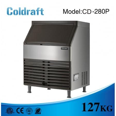 Máy làm đá viên Coldraft  CD-280P sản lượng 127Kg/24h