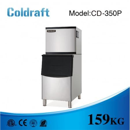 Máy làm đá viên Coldraft  CD-350P sản lượng 159Kg/24h
