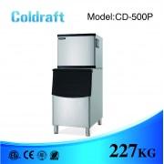 Máy làm đá viên Coldraft  CD-500P sản lượng 227Kg/24h