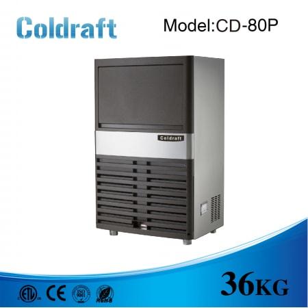 Máy làm đá viên Coldraft  CD-80P sản lượng 36Kg/24h