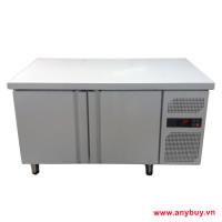 Bàn đông lạnh inox Jinling BM-150D1M