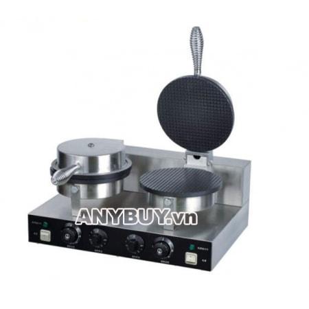 Máy làm bánh kem ốc quế dùng điện YU2