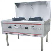 Bếp Á 2 họng BAG-2