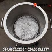 Chảo điện chiên nhúng đường kính 40cm