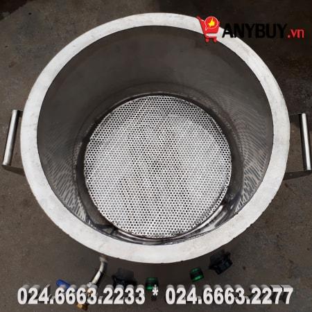 Chảo điện chiên nhung dung tích 20 lít