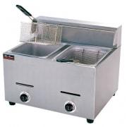 Bếp chiên nhúng đôi gas EF-72