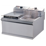 Bếp chiên nhúng điện đôi EF-904