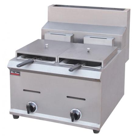 Bếp chiên nhúng đôi gas EF-971
