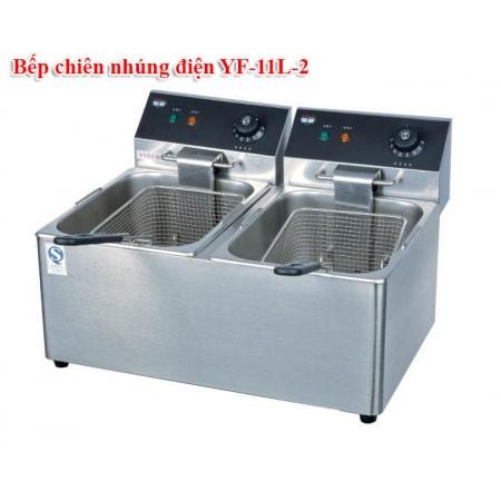 Bếp chiên nhúng dùng điện YF-11L-2
