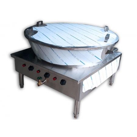 Chảo chiên công nghiệp BCD-100 dung tích 160L