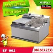 Bếp chiên nhúng điện đôi Wailaan EF-902