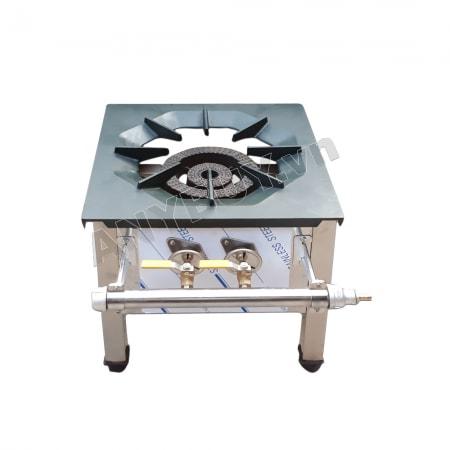Bếp hầm đơn 1 họng gas với loại học khè BG-0201