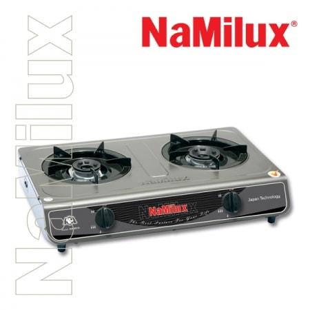 Bếp gas dương Namilux NA-601AFM 2 bếp