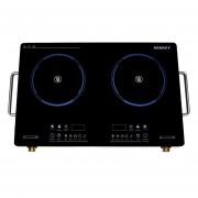 Bếp hồng ngoại đôi Sanaky AT-203HGNW new 2013