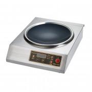 Bếp từ  công nghiệp mặt lõm YiPai công suất 3,5KW