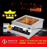 Bếp từ công nghiệp HZD-5KW-PXS
