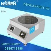 Bếp từ công nghiệp 8kW WB-DPC400-1