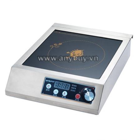 Bếp từ  công nghiệp mặt phẳng YiPai công suất 3,5KW