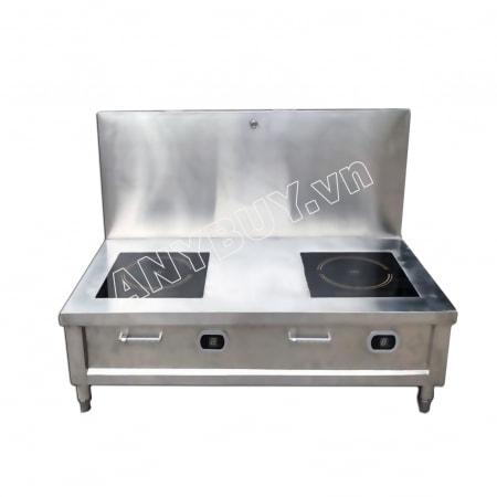 Bếp từ công nghiệp 16KW mặt phẳng BT-16P7Sv2