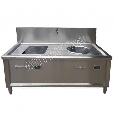 Bếp từ công nghiệp 16KW lõm phẳng BT-16P7S8S
