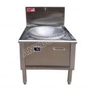 Bếp từ công nghiệp 8KW chảo xào trực tiếp BT-8P8Sv2