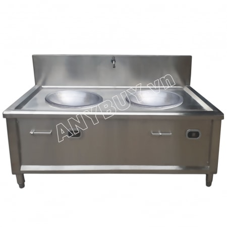 Bếp từ công nghiệp 16KW chảo xào trực tiếp BT-16P8Sv2