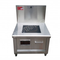 Bếp từ công nghiệp 8KW mặt phẳng BT-8P7Sv2