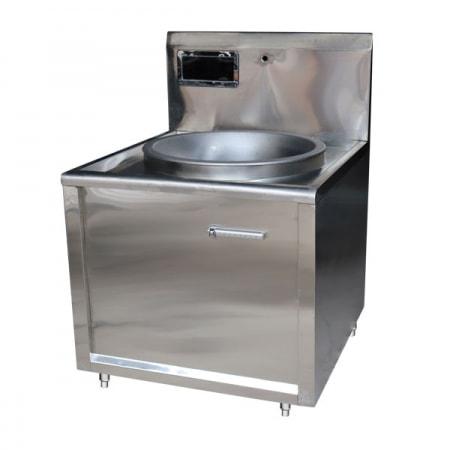 Bếp từ công nghiệp đơn YS-60DCv2 chảo xào trực tiếp