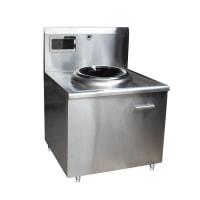 Bếp từ công nghiệp đơn YS-40XCv2 mặt lõm