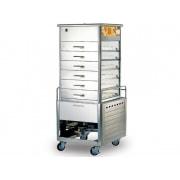 Tủ hấp bánh bao dùng gas Berjaya ESM66