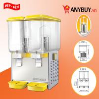Máy giữ lạnh nước trái cây 2 bình Berjaya JD-218-Mix-25
