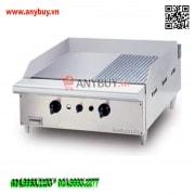 Bếp chiên rán phẳng dùng gas Berjaya GG2B12R