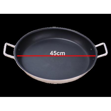 Chảo chống dính bếp từ mặt phẳng CBT-P45D