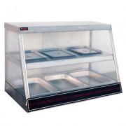 Tủ trưng bày và giữ nóng thực phẩm WYD-811 dùng điện