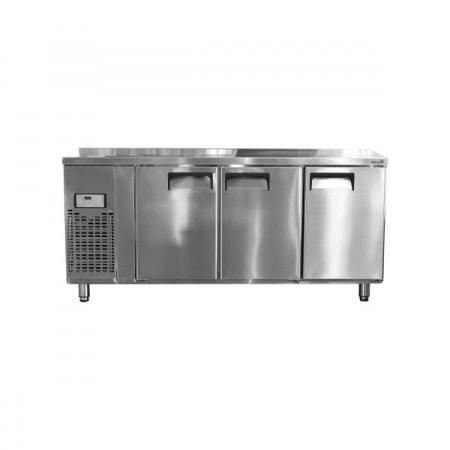 Tủ bàn lạnh inox công nghiệp Happys HWI-1800TR (Quạt Gió)