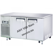 Bàn mát inox công nghiệp cao cấp Happy HWA-1200TR
