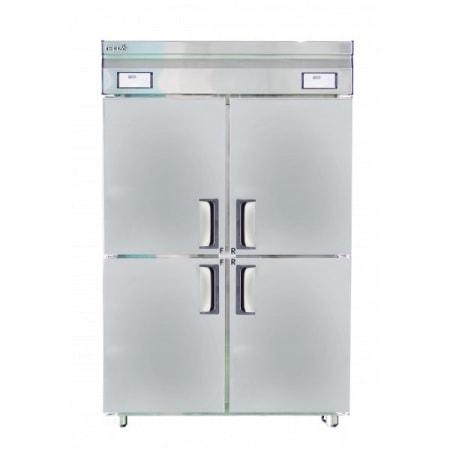 Tủ 2 cửa đông 2 cửa mát Happys HWI-45CFR (Quạt gió)