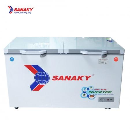 Tủ đông mát Sanaky Inverter VH-2599W4KD