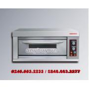 Lò nướng bánh Berjay 1 tầng dùng điện  BJY-E6KW-1BD
