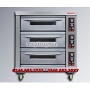 Lò nướng bánh dùng điện 3 tầng Berjaya BJY-E20KW-3BD