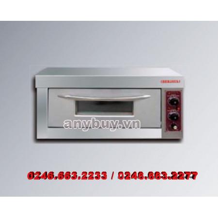Lò nướng bánh Bejaya 1 tầng dùng điện BJY-E3KW-1BD
