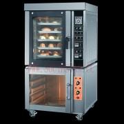 Lò nướng bánh + tủ ủ bột NFC-5D+FX-10B