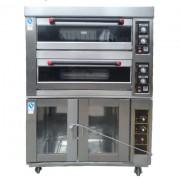 Lò nướng bánh kết hợp tủ ủ bột STPB-J8P