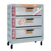 Lò nướng bánh 3 tầng 6 khay điện YXD-60C