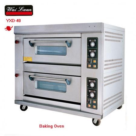 Lò nướng bánh và nấu cơm niêu cho nhà hàng