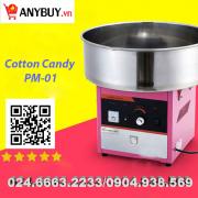 Máy làm kẹo bông Cotton Candy dùng điện PM-01