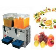 Máy làm lạnh nước trái cây 2 bình chứa W2L-2T