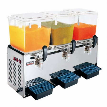 Máy làm lạnh nước hoa quả 3 bình W3L-3T