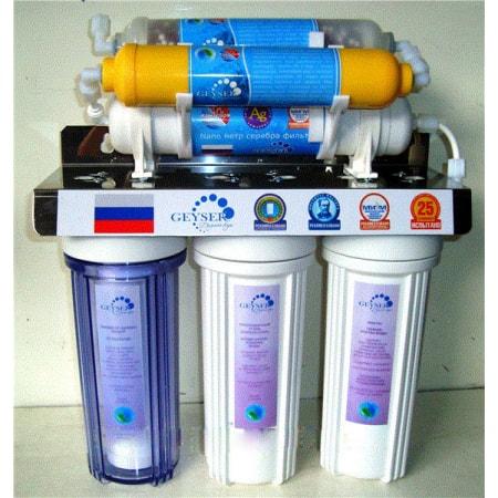 Máy lọc nước giếng Nano Geyser GS-GK4
